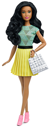 Barbie Fashionistas N°34