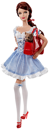 Barbie Collection Pop Culture - The Wizard of Oz - Miss Dorothy Gale
