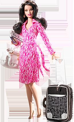 Barbie - Collection Designer - Diane von Furstenberg