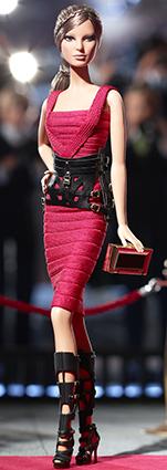 Barbie - Collection - Designer - Hervé Léger
