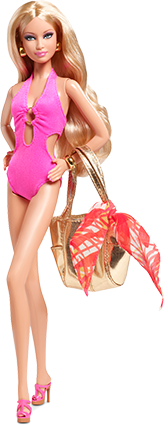 Barbie Basics - Modèle n°4 - Collection 003