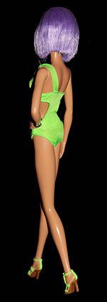 Barbie Fashionistas N°18