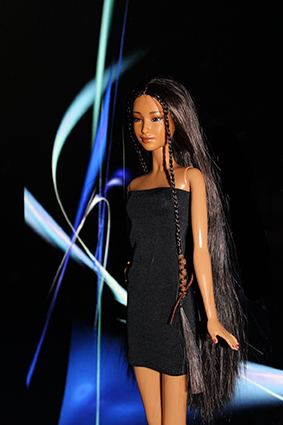 Miss Barbie Reunion Island - Coralie