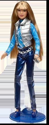 Barbie Sunny