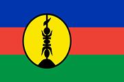 Drapeau Nouvelle Calédonie