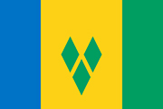 Drapeau Saint-Vincent et Grenadines