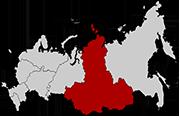 Siberian Federal District (RUS)