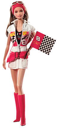 Barbie Collection Pop Culture - Dale Earnhardt