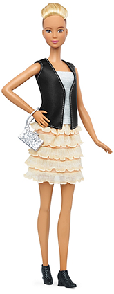 Barbie Fashionistas N°44