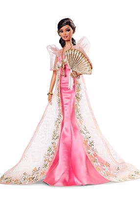 Barbie Collection Mutya
