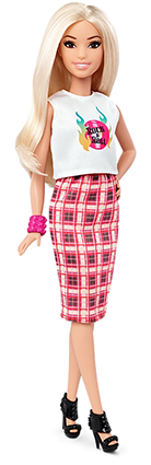 Barbie Fashionistas N°31