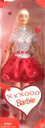Barbie Saint Valentin