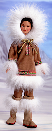 Barbie Collection Dolls of the World Artic