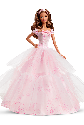 Barbie Collection Birthday Wishes