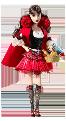 Barbie Collection Pop Culture - Le Petit Chaperon Rouge