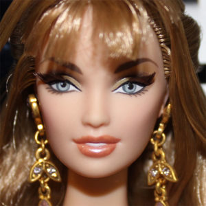 Miss Barbie Chile - Valentina