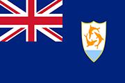 Drapeau Anguilla