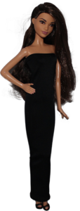 Miss Barbie North Korea - Jeong