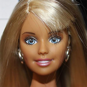 Miss Barbie St Lucia - Joan