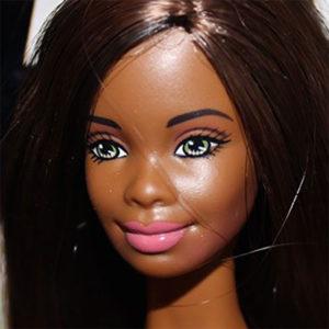 Miss Barbie Haiti - Kensia