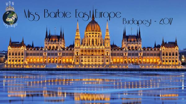 Miss Barbie Europe de l'Est 2017