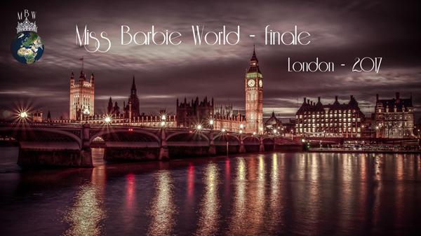 Miss Barbie World 2017