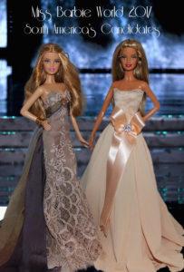 Miss Barbie South America 2017