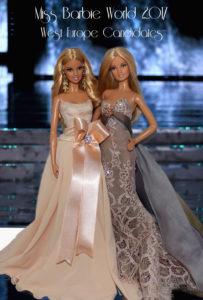 Miss Barbie West Europe 2017