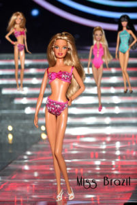 Miss Barbie Brazil - Gisele