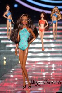 Miss Barbie Guyana - Amanda