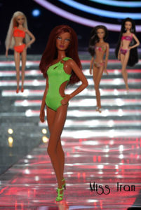 Miss Barbie Iran - Niyusha