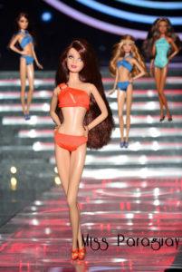 Miss Barbie Paraguay - Ingrid
