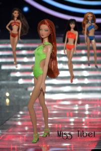 Miss Barbie Tibet - Irene