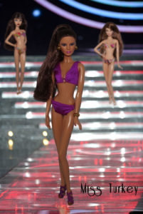 Miss Barbie Turkey - Zehra