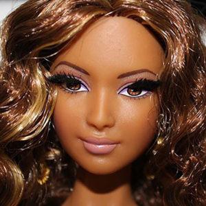 Miss Barbie Costa Rica - Natalia