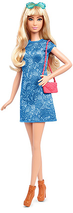 Barbie Fashionistas N°43