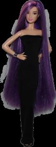 Miss Barbie Macao - Tiffany