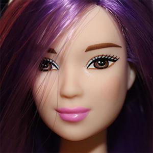 Miss Barbie Macau - Tiffany