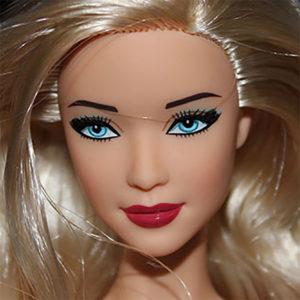 Miss Barbie Palestine - Ursula