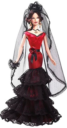 Barbie Collection Dolls of the World Spain