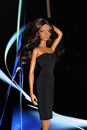 Barbie Kenza Galerie Miss
