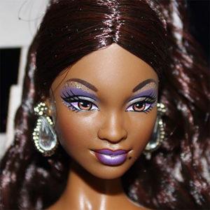 Miss Barbie Guinea - Binta