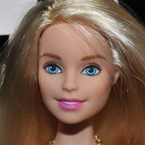 Miss Barbie Wake Island - Brooke