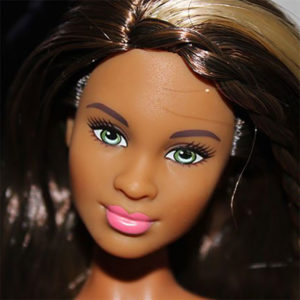 Miss Barbie Central African - Diane