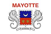 Drapeau Mayotte