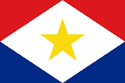 Drapeau Saba