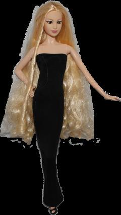 Miss Barbie Aland Islands - Elin