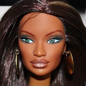Miss Barbie Ethiopia - Hilina