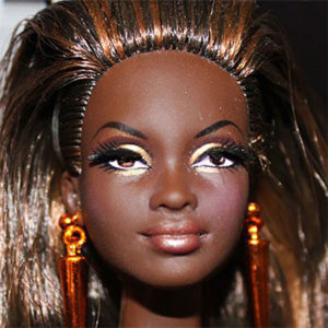 Miss Barbie Kenya - Judy