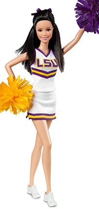 Barbie Collection University - Louisiana